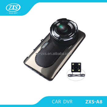 ZXS-A8 Private Model Best selling Double lens Car DVR auto dvr/car camera/dash camera dual lens Car Dvr