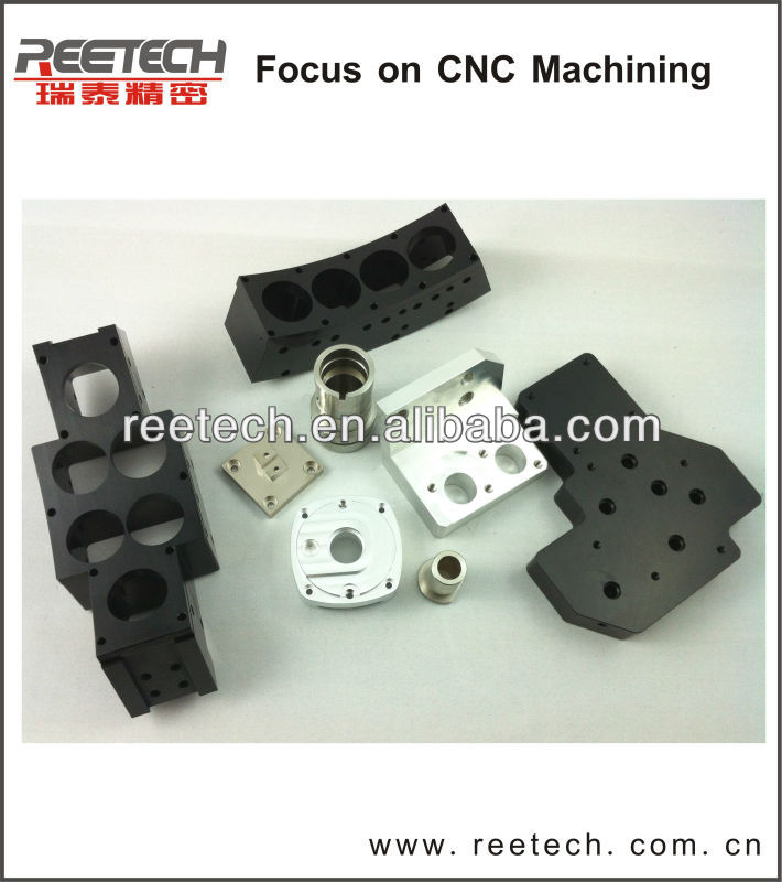 cheap aluminum cnc machining service with auto spare parts from china