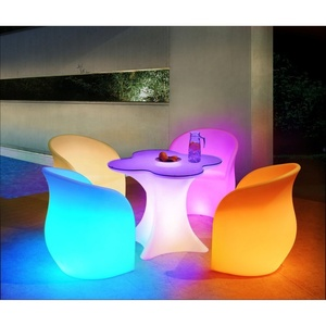 Color Changing illuminated decoration LED Bar furniture table light