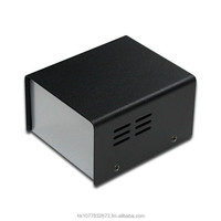 ST432 Metal & Aluminum Electronic Project Enclosure Box Case for DIY