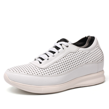 Elegant comfortable casual shoes for men elevator shoes sneakers