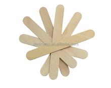Multi Function Disposable Wood Tongue Depressor Wax Stick Wax Spatula