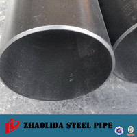 pipe sizes ! round steel tube for swing leg fbe steel tube