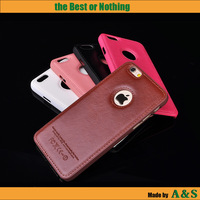 Ultra Thin Waterproof brown cell Phone Cases for iPhone 5s with Soft Back Covers