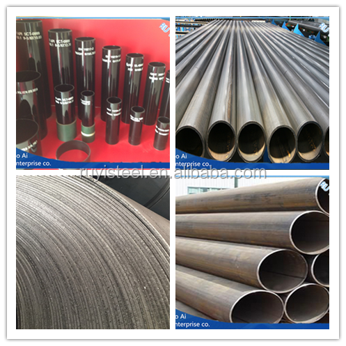 API 5L Pipe Sch40 Pipe Oil And Gas Steel Well Casing Pipe in china