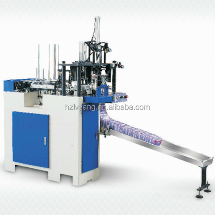 CE Standard Eco-friendly Customized printed paper cone making machine