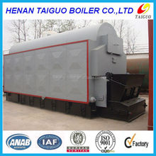 Competitive low cost 2 ton industrial biomass/wood fired steam generator boiler prices