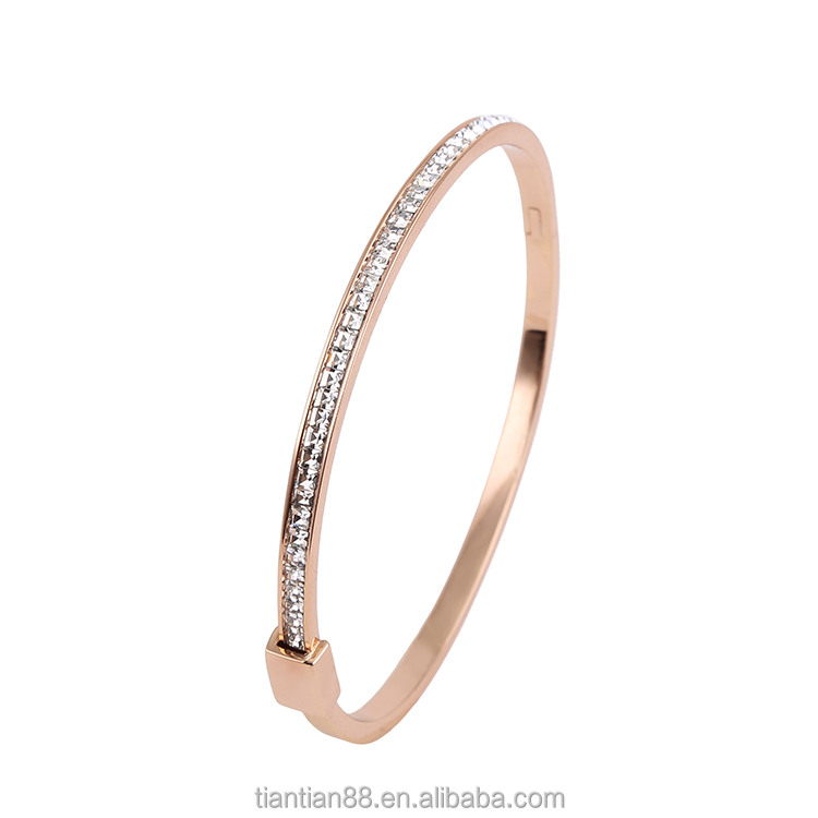 New coming superior quality zinc copper bracelet from china
