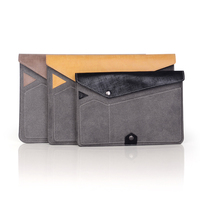 Genuine leather tablet sleeve protective case for ipad 2/3/4/5/6