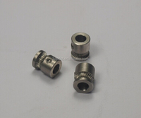Reprap makerbot MK8 stainless extruder gear for 1.75mm