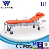 Ambulance Stretcher, one man cot,emergency rescue stretcher WSX-B1