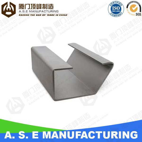 xiamen ase ODM service for heater pipe bending stamping marine parts