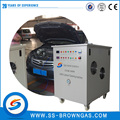 S&S Energy new model hho car care kit flame carbon cleaning machine for car carbon engine to reduce emissions