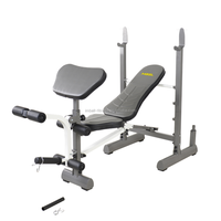 extreme performance weight lifting bench