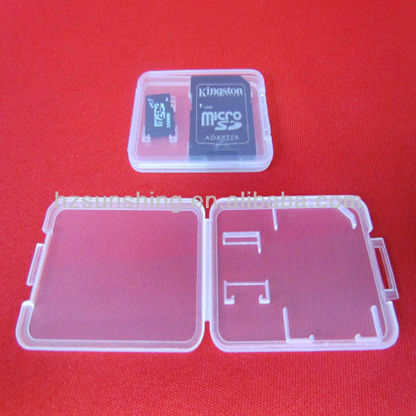 Memory Card Case Standard SDHC TF SD Card Case