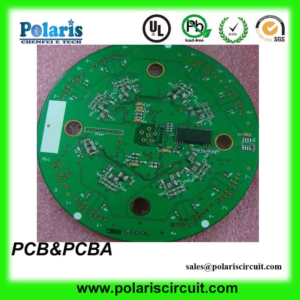 PCBA/ electrornice manufacturing service and PCB assembly