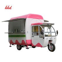 Outdoor Coffee Breakfast Mobile Food Delivery Motorcycle Fast Tricycle Food Cart,Food Scooter For Sale