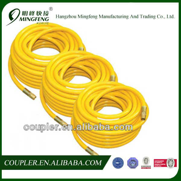 High quality high pressure hose and fittings