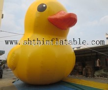 custom size giant inflatable promotion duck