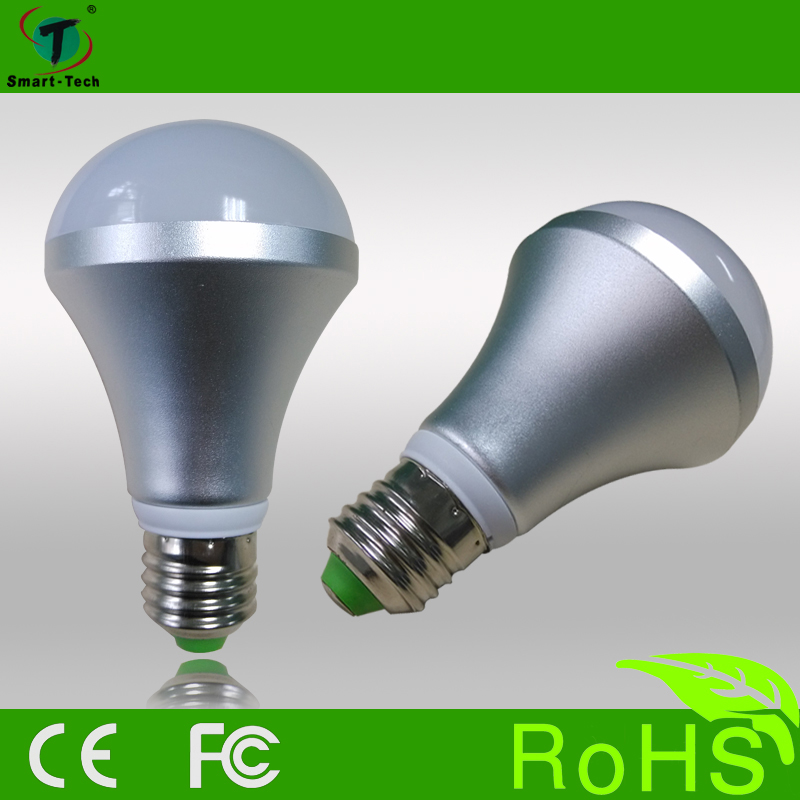 microwave radar sensor led bulb light buy smart led. Black Bedroom Furniture Sets. Home Design Ideas