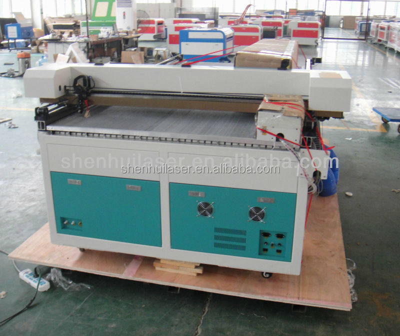 high power laser cutting equipment 2512 for clothes design(want agents)