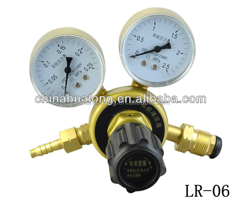 LPG regulator rv propane hose