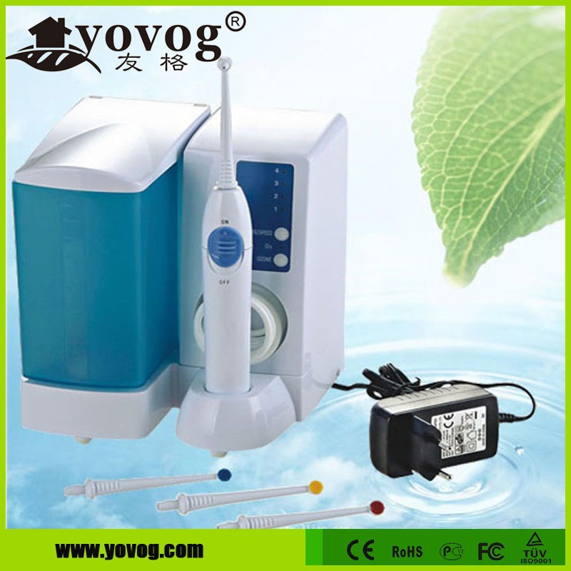 Advanced new technology super powerful dental jet oral irrigator water