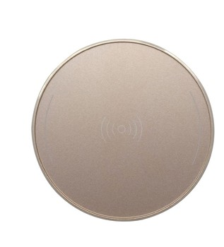 Fashion Designed Wireless Charger circuit Ultra thin portable charging pad for iphone 7&7 plus