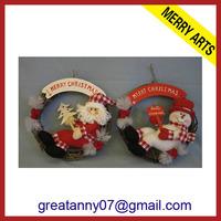 christmas decoration,calndar,hat ,garland ,wreath 270cm