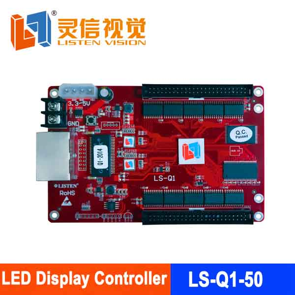 Best selling advertising signs LED module control card