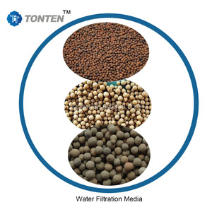 Hot! buy Sand bed Filter for raw water filtration, silica sand, pebbles, ceramic sand