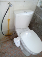 Combination Toilet Bidet Automatically Closing Toilet Seat Suits