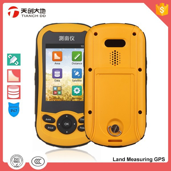 Farm Forestry Land Area Measurement GPS Data Collector