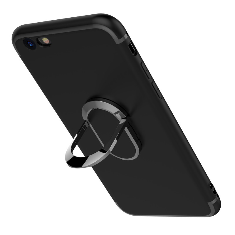 DFIFAN Luxury covers for iphone x tpu case , new inventions ring holder mobile phone case for iphone x