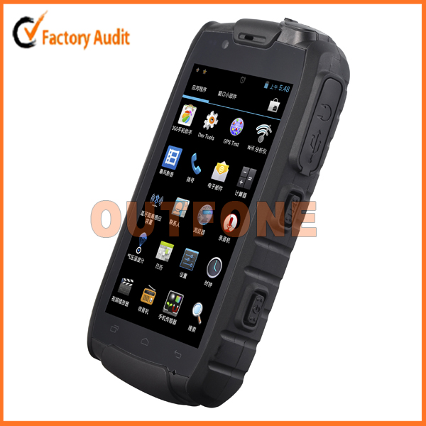 Rugged android 4.2 phone waterproof ip-68