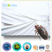 Premium Bed Bug Proof Memory Foam Mattress Encasement