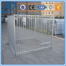 Best selling travel dog cage , square indoor dog cage