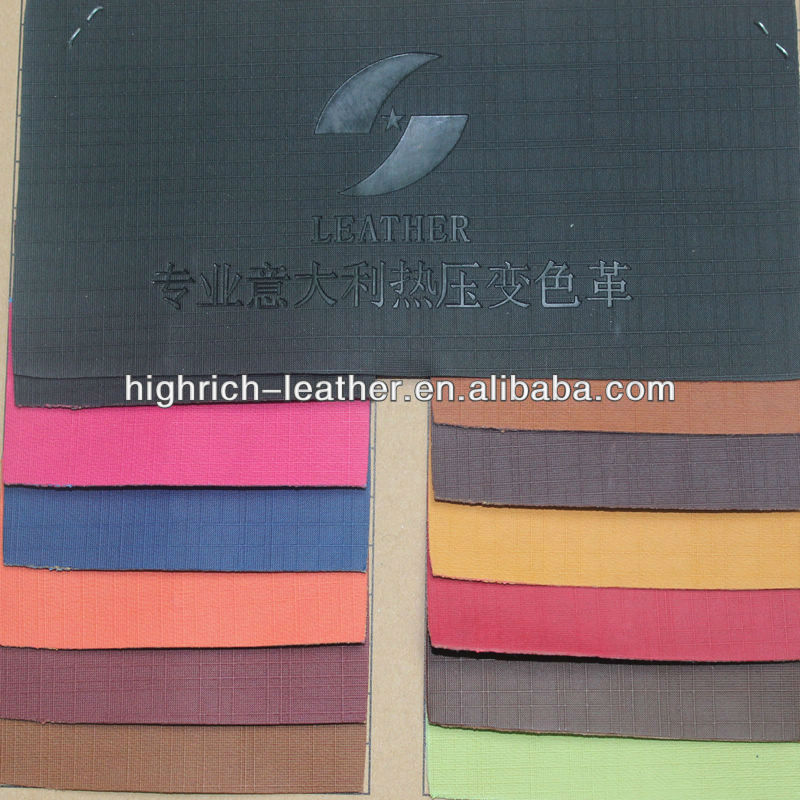 0.7mm various styles hot stamp PU album cover <strong>leather</strong>