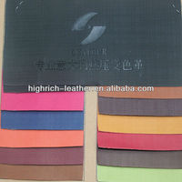 0.7mm various styles hot stamp PU album cover leather