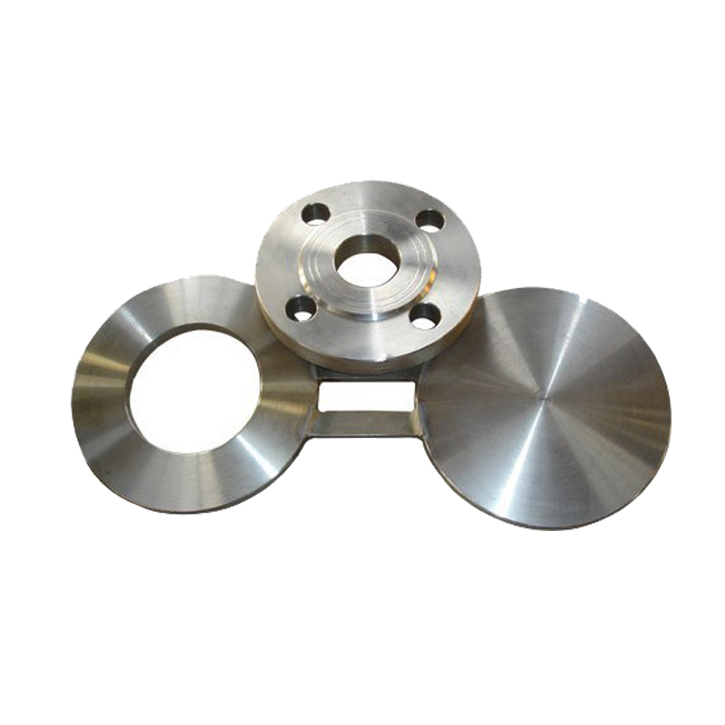 304L Class 150 DN 80 Forged Stainless Steel Spectacle Blind Flange Figure 8 Blind Flange