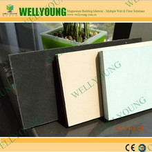 Professional supplier Class A no combustible colorful fiberglass board for ceiling
