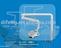 dental chair LED teeth whitening lamp