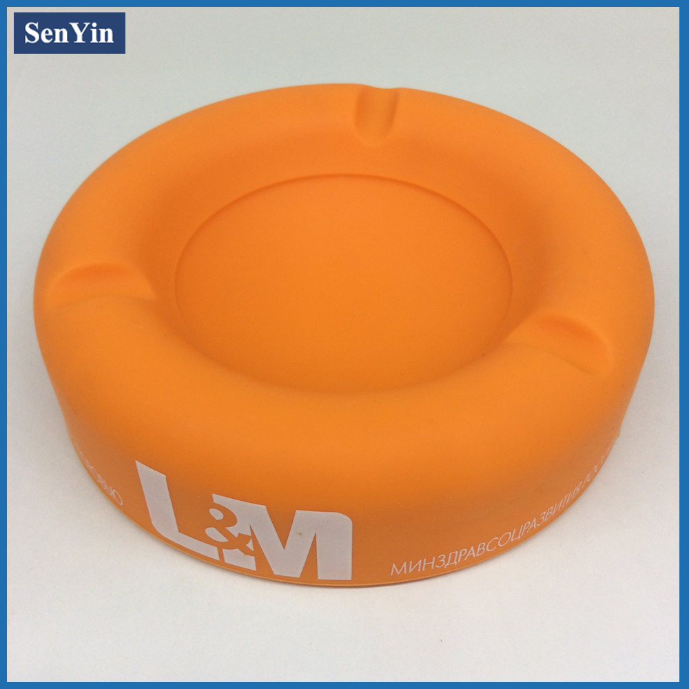 Customize Fashion And Colorful Wristband Ashtray For Car Cup Holder