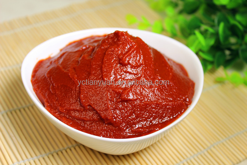 High quality 198g CANNED TOMATO PASTE