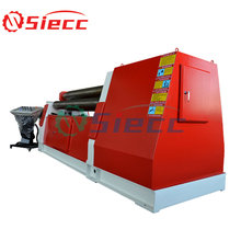 Factory Best Sale!! Top Quality CNC Machinery three roller hydraulic plate <strong>rolling</strong> <strong>machine</strong>