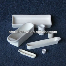 STA Anti-corrode High Temperature 1750C Resistant 95%-99.7% Aluminum OXIDATION Alumina Ceramic Crucible