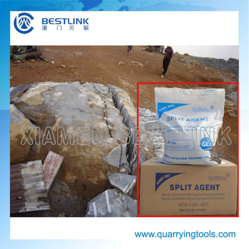10 year experience stone cracking expansive refractory mortar popular in south africa
