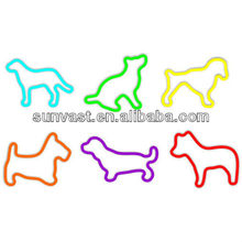 Dog Silicone Wristband
