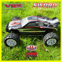 2013 hot sell,1:10 rc car, 4WD nitro truck, factory price