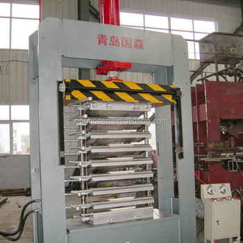 80ton hydraulic press machine for bending wood